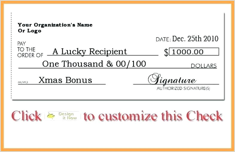 Big Blank Check Template Checks Free Cheque Spectacular