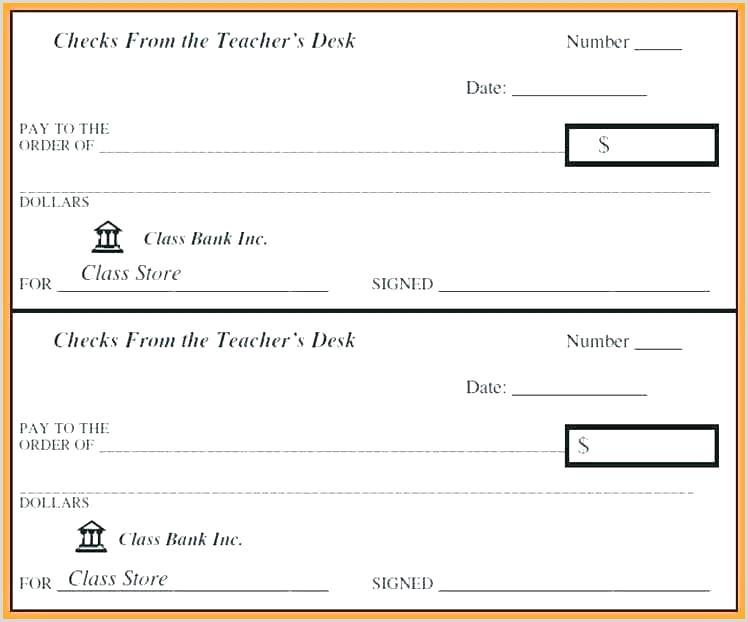 presentation check template