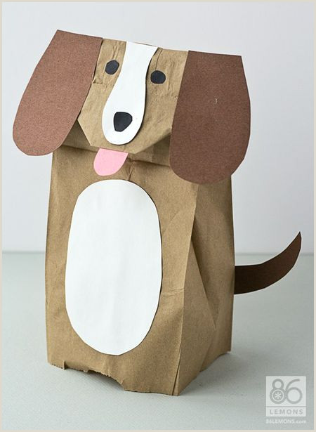 11 Dog Related Crafts Kids Can Do