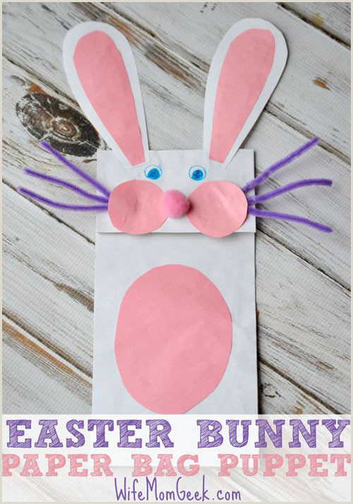 40 Simple Easter Crafts for Kids e Little Project