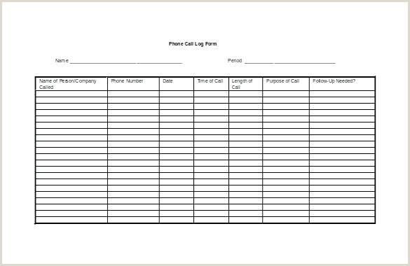 Front Desk Courier Mail Register Format Log Book Template
