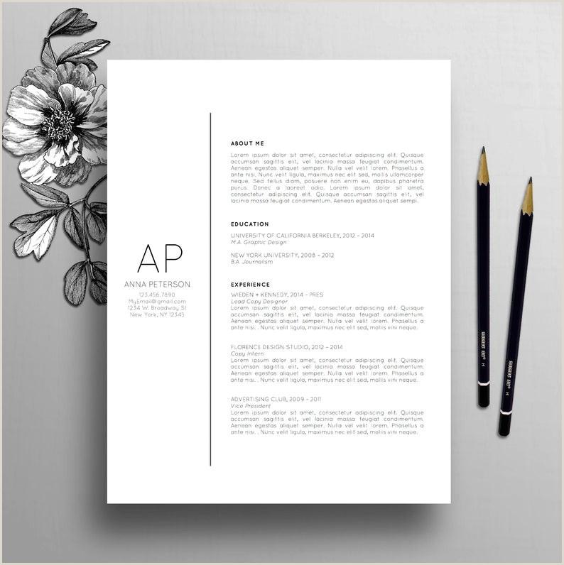 Plantilla de curriculum vitae profesional plantilla de carta de presentaci³n referencias plantilla de curriculum creativo curriculum vitae