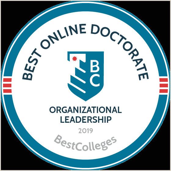 Best line Doctorate in Organizational Leadership Programs