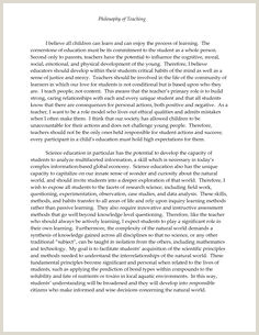 Personal Leadership Philosophy Statement Examples 22 Best Philosophy Of Education Images