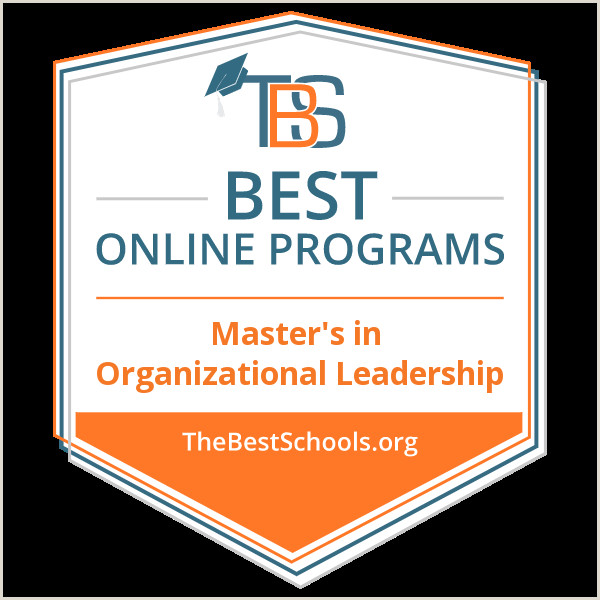 The Best line Master s in Organizational Leadership Degree