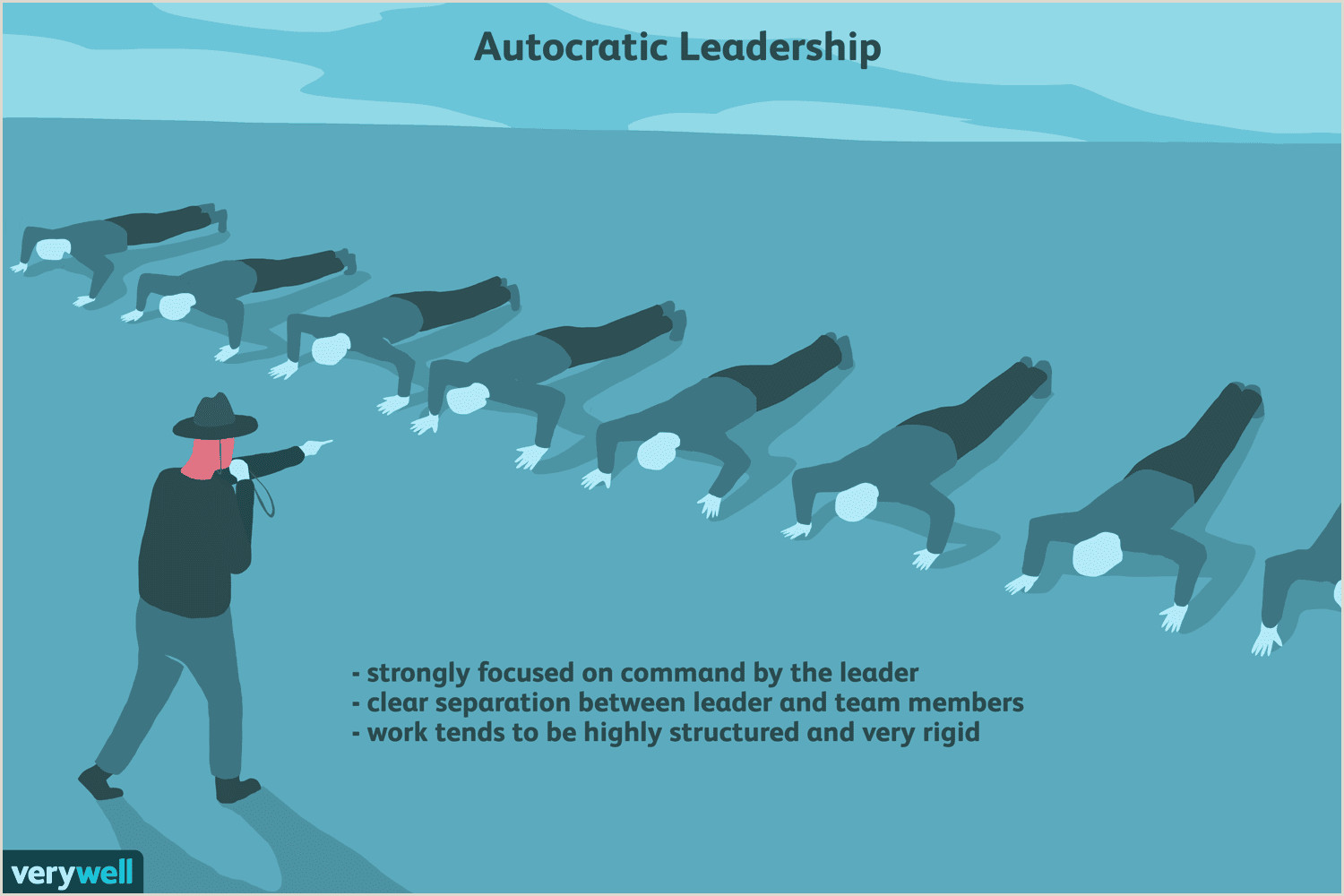 Personal Philosophy Of Leadership Examples Autocratic Leadership Characteristics Pros Cons