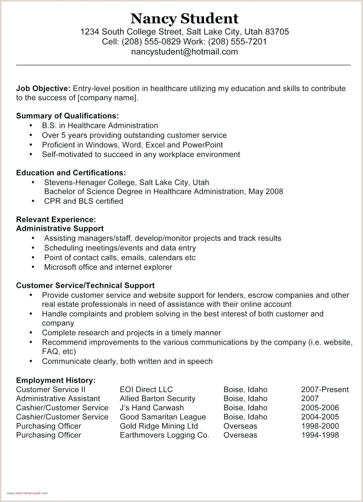 Personal Statement for Healthcare Administration Sample Healthcare Resume – Joefitnessstore