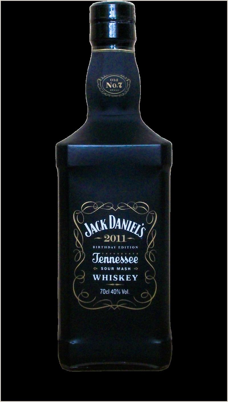 Personalized Jack Daniels Label Ducks Unlimited Series