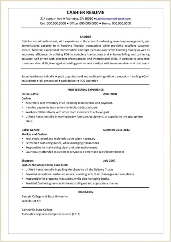 Exclusive How to Prepare Resume for Freshers In Pharmacy