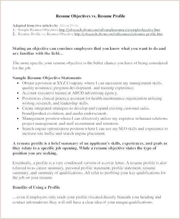 Pharmacy Resume Objectives Free Sample Resume Objectives – Growthnotes