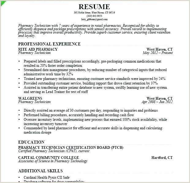 assistant pharmacist sample resume – podarki