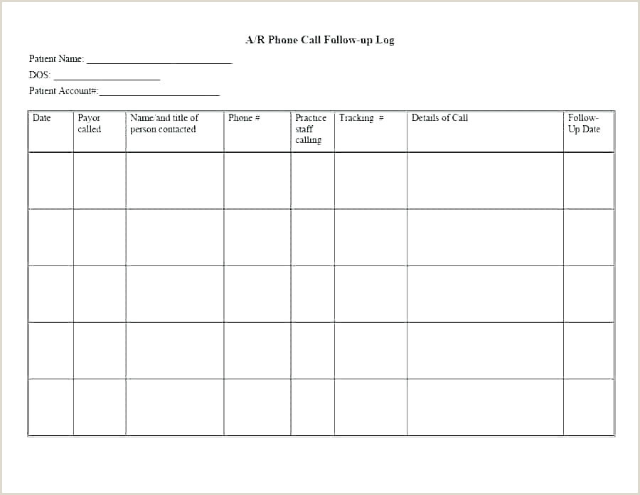 Phone Message Template Excel Phone Tree Template