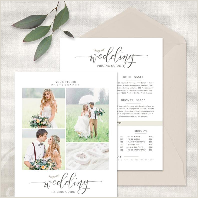 Wedding Pricing Template Wedding Pricing Guide Wedding graphy Pricing Template INSTANT DOWNLOAD Wedding graphy Price List