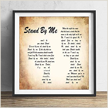 Amazon 19 saijhii Ben E King Stand by Me Man Lady