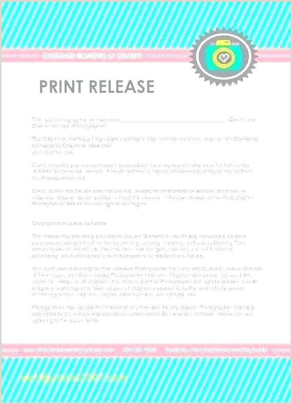 graphy Copyright Template Free Release