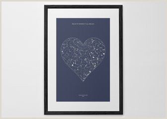 Personalized typography prints posters and canvases