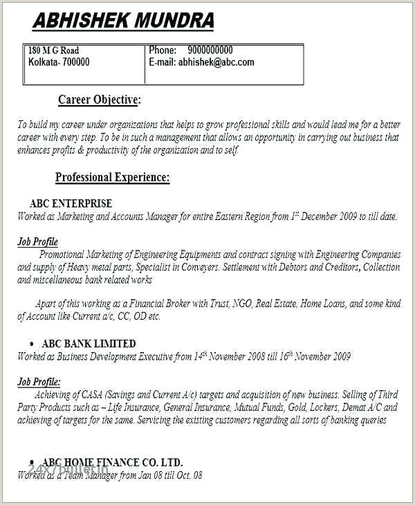 Physiotherapist Resume Sample Physical therapy Resume Template – Amartyasen