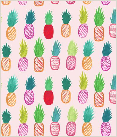 Pineapple Cut Out Template Pineapple Print Designer Abby Galloway