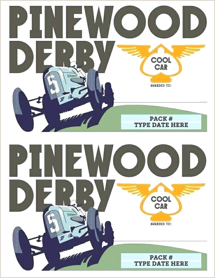 Pinewood Derby Flyer Template Free Pinewood Derby Car Templates – Elisabethnewton