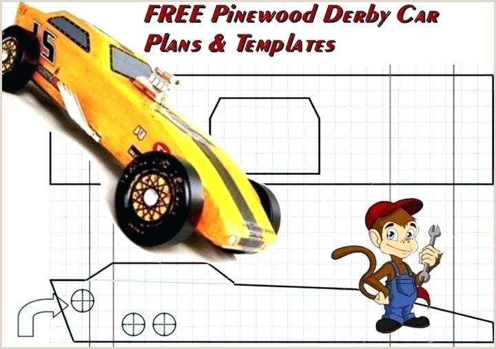 Pinewood Derby Flyer Template Fast Car Templates Awesome