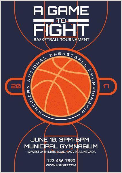 Basketball Flyer Basketball Tournament Flyer Template