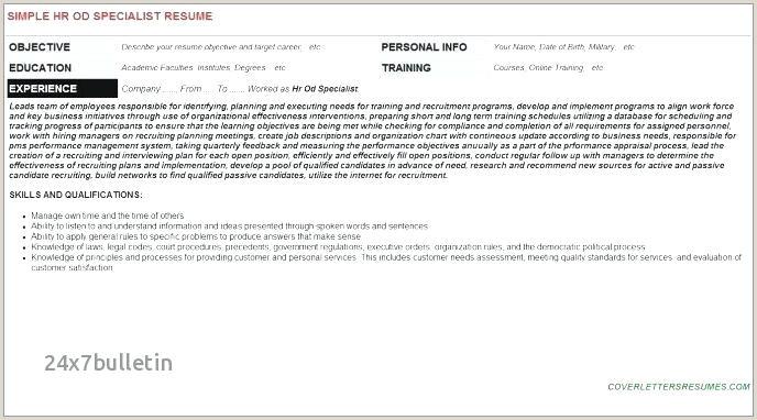 plain text resume – hotwiresite