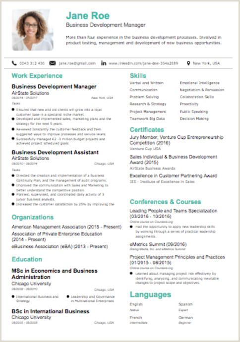 Plantilla De Curriculum Vitae Basico Para Rellenar Las 12 Mejores Plantillas De Currculum Ejemplos De Curriculum