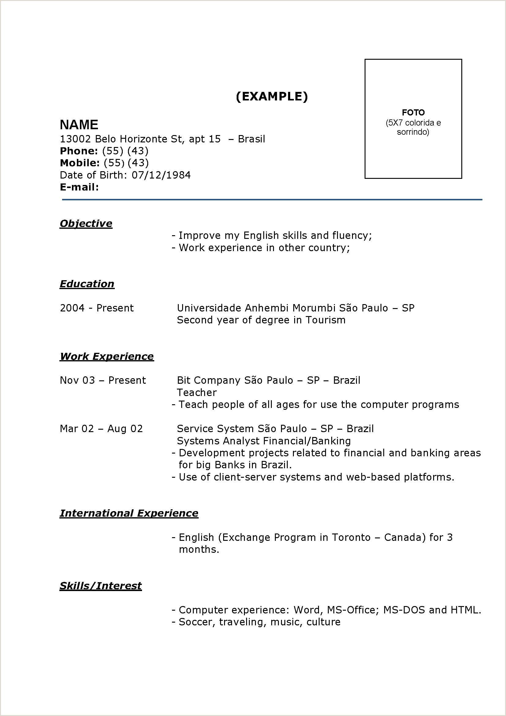 Modelos De Resume 2016 best cv 2016 resume 2016 c mgnt