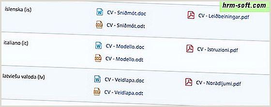 Plantillas De Curriculum Vitae Para Rellenar Y Descargar Gratis C³mo Hacer Un Curriculum Vitae Hrm soft