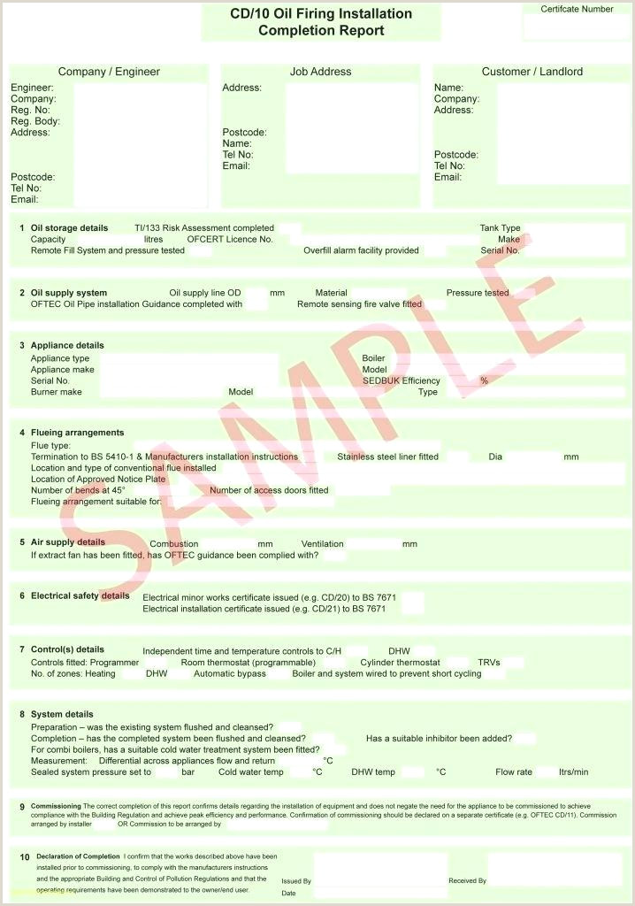 electrical inspection report template – sundaydriver