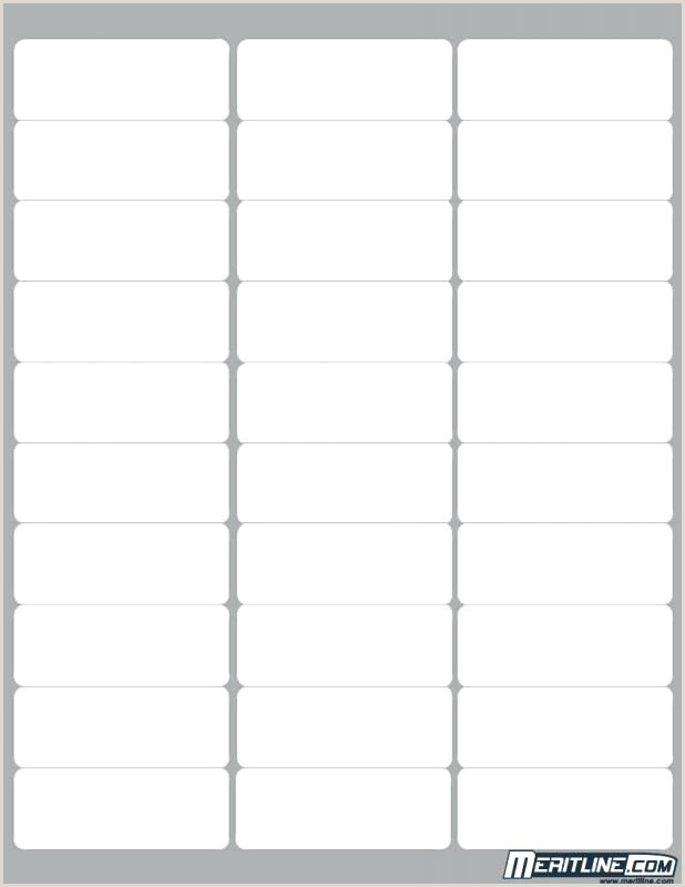 Polaroid Premium White Mailing Labels 240-ct. Packs Template Mailing Labels Template Address Label White Ficemax
