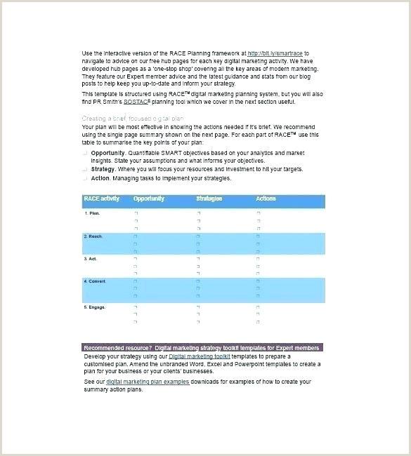 marketing plan timeline template excel