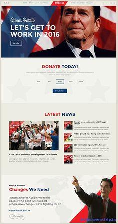 22 Best political websites images