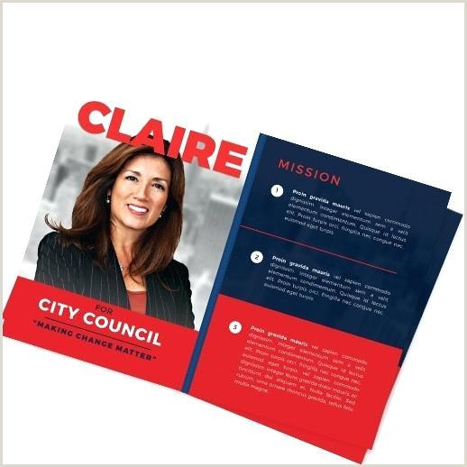 Quality Political Postcard Template – opusv