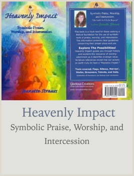 Praise and Worship Flyers ‎heavenly Impact