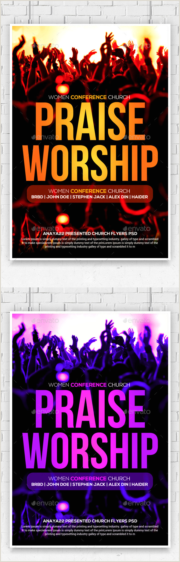 Evangelism Graphics Designs & Templates from GraphicRiver