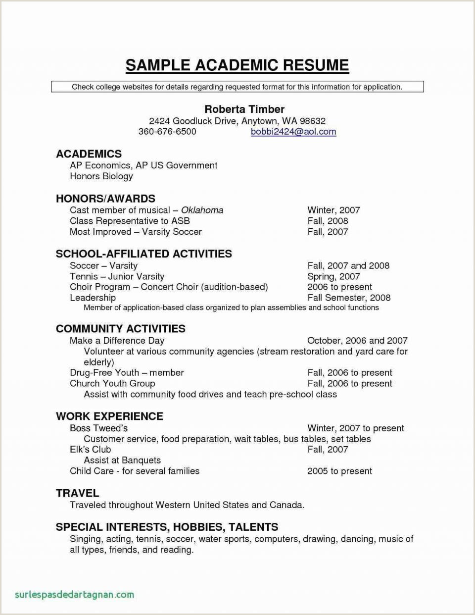Teacher Resume Template Guide 20 Examples For Teaching Jobs