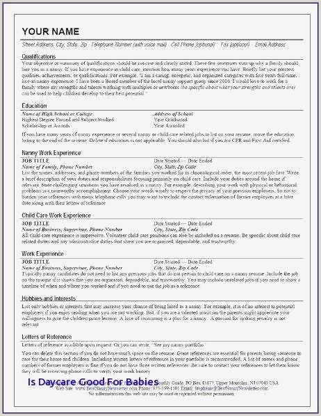Preschool Teacher Job Description for Resume Best Letters