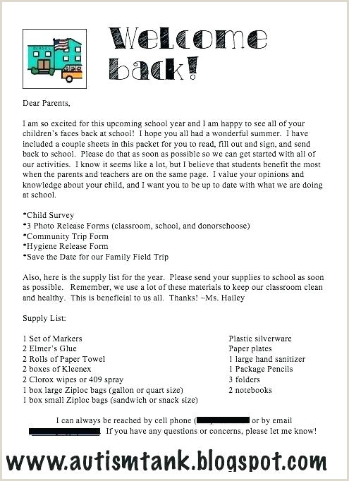 teacher letter to parents template – metabots
