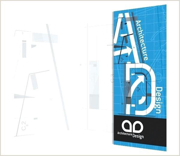 Free 2 Pocket Presentation Folder Template Indesign