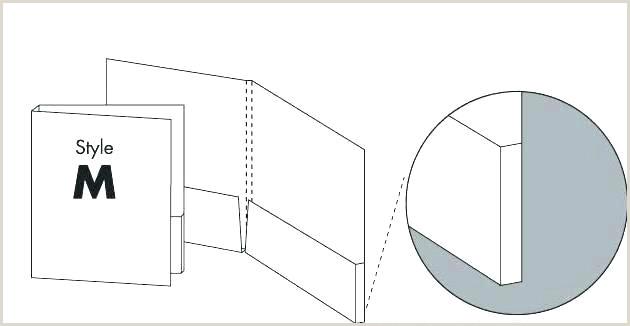 Presentation Folder Template Illustrator Presentation Folder Template