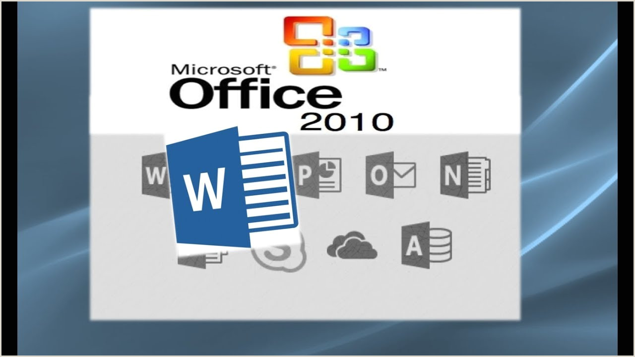 Word 2010 Tutorial A prehensive Guide to Microsoft Word