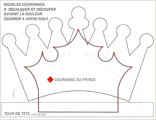 Prince Crown Template Princess Cut Out Template