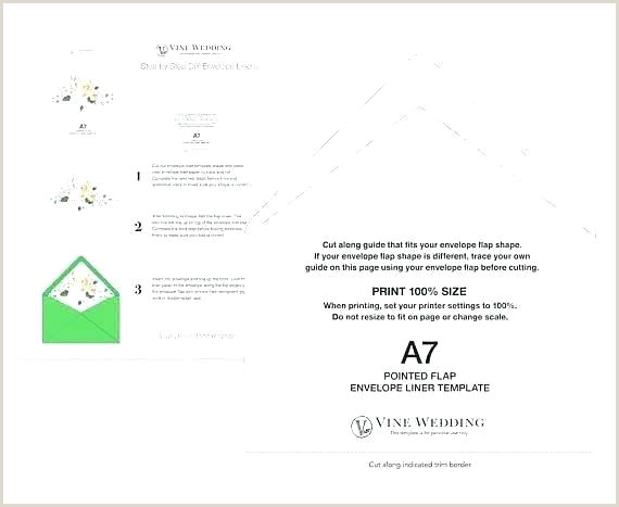 Print A9 Envelopes Microsoft Word A1 Envelope Template