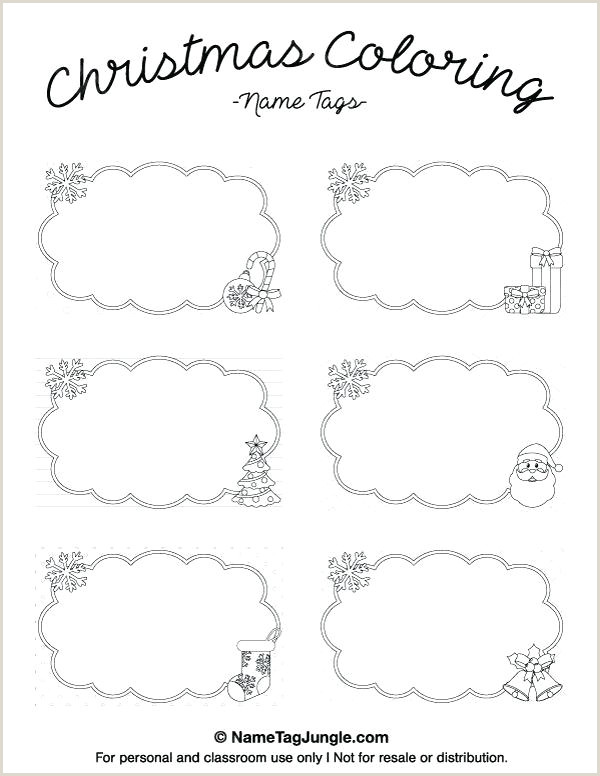 Printable Christmas Village Template Pin by Muse Name Tags at Names and Colors Free Printable