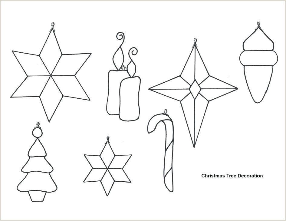 Tree Printable Decorations Free Pages Decoration Templates
