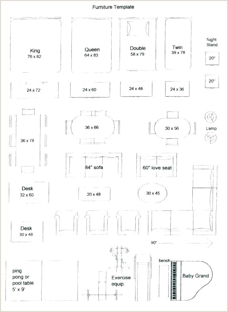 free furniture templates to print – bighaus