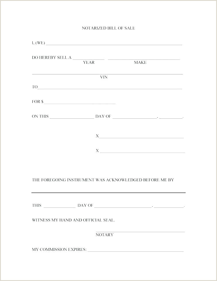 Notarized Letter Residency Template Inspirational How To