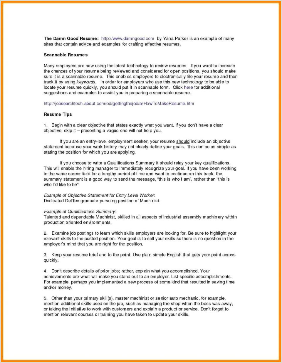 Resume Templates Project Manager Management Technical