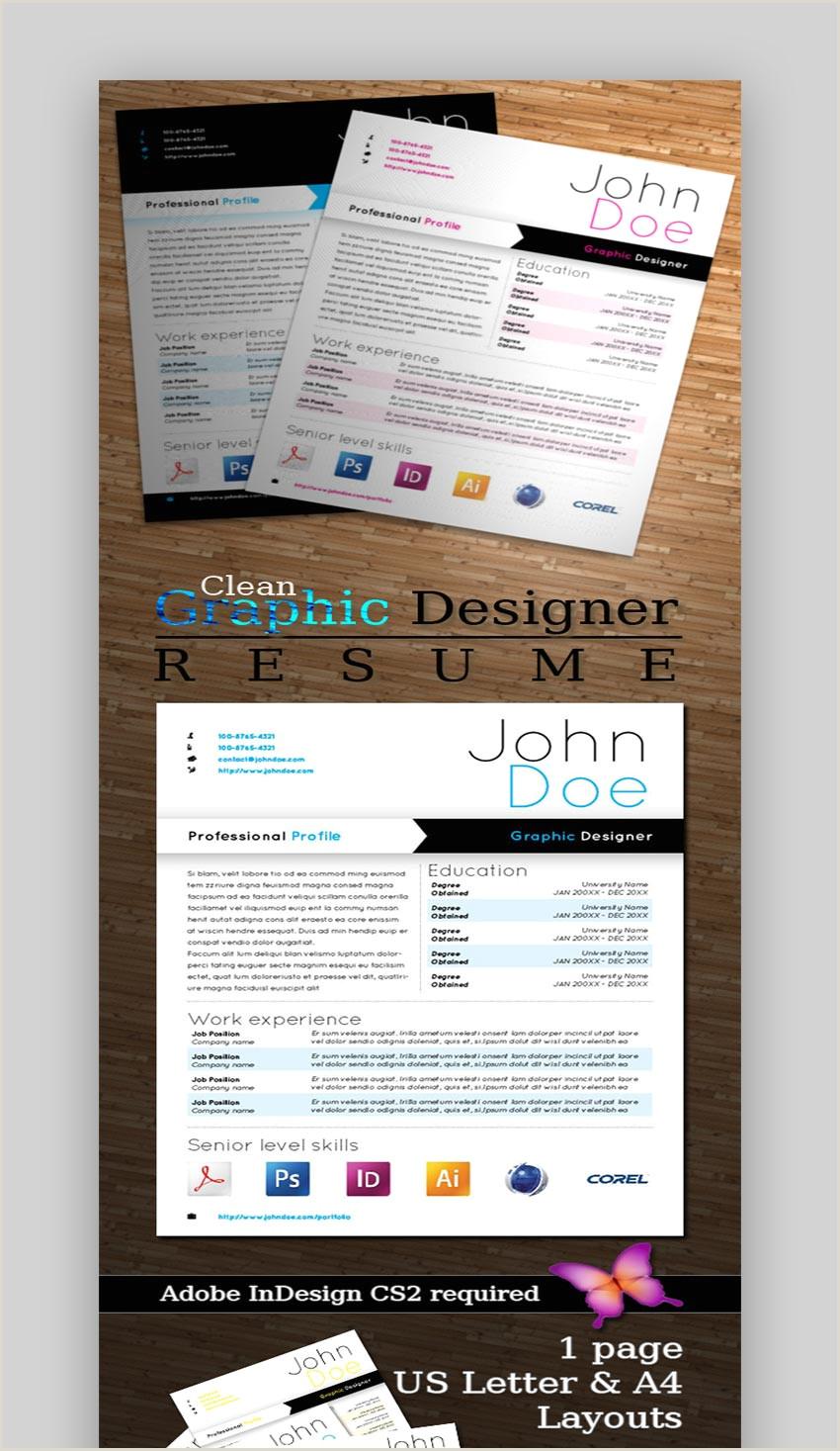 Best Web Graphic Designer Resume Templates For 7